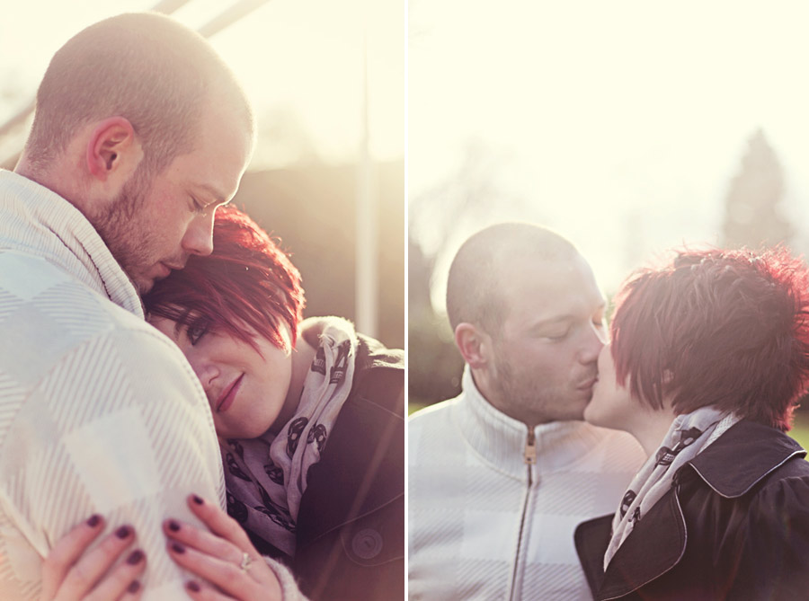 Chester couple shoot - Lifestyle portraits and wedding photography