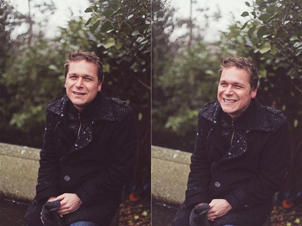 Snowy Lifestyle Session – Chester Portrait Photographer