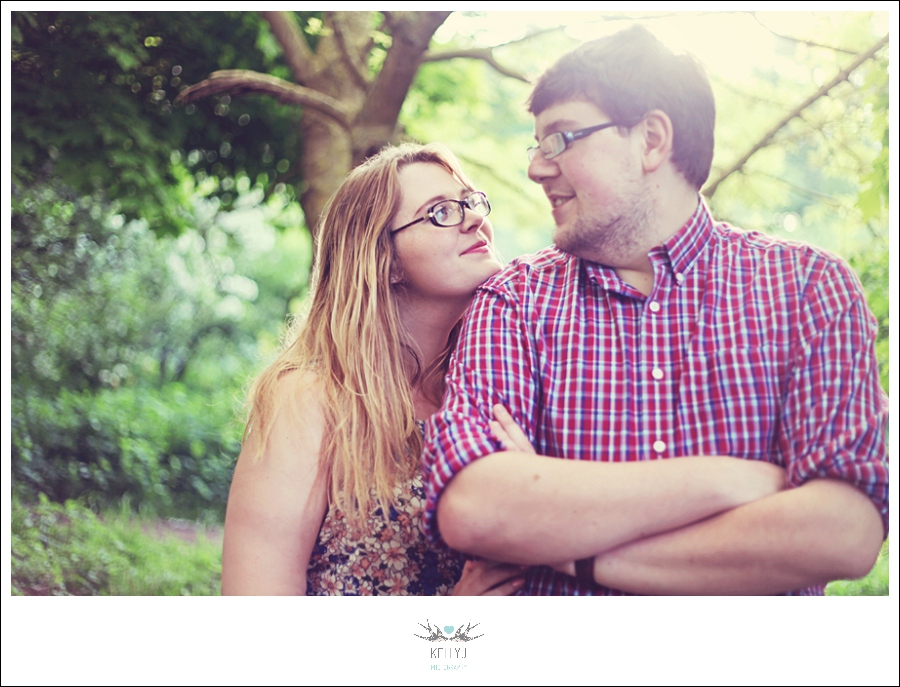 Amy & Ste's Engagement Session – Flintshire Wedding Photography