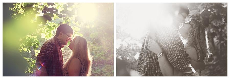 Flintshire wedding photography - engagement session