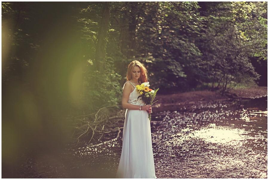 Bohemian Bridal Shoot – North Wales Wedding Photographer