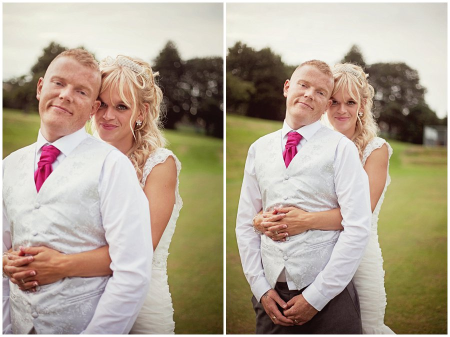 Hayley and Luke's Rhos-On-Sea Wedding – North Wales Wedding Photographer