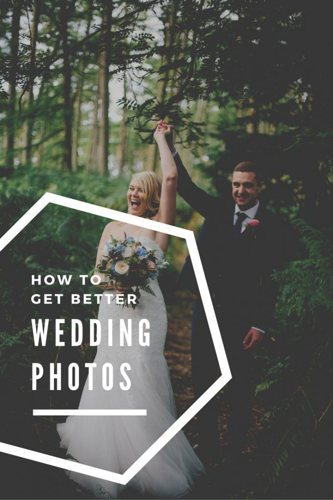 How to get better wedding pictures