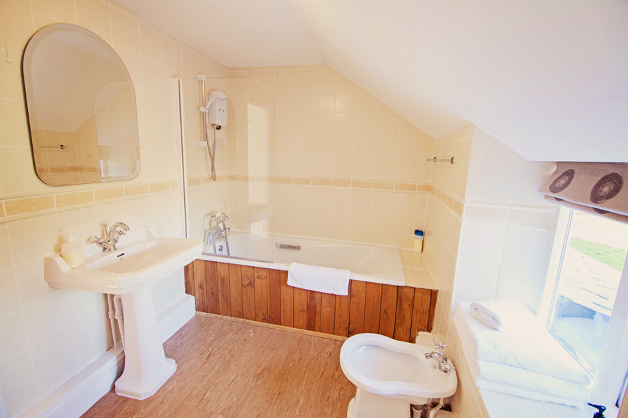 Broncoed Uchaf Guest House - Commercial Photography North Wales