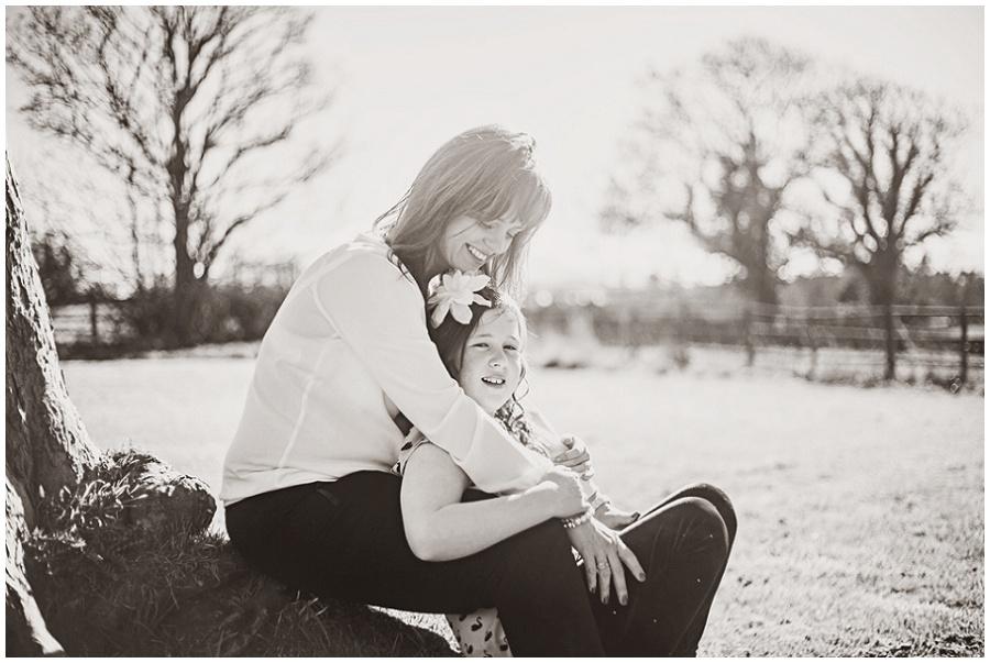 Three Generations Family Photoshoot – Mothers Day