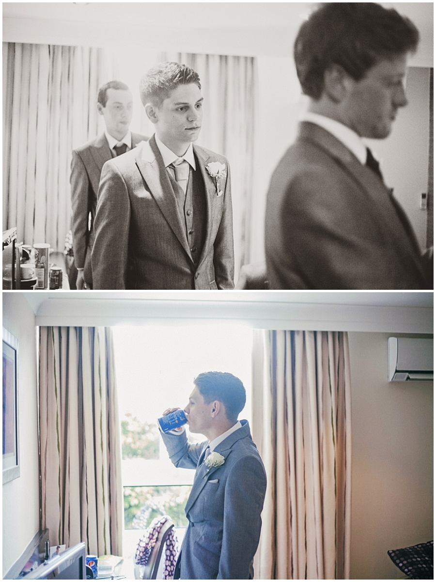 Natural Chester Wedding Photographer