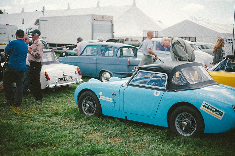 Mid Somerset Show 2014