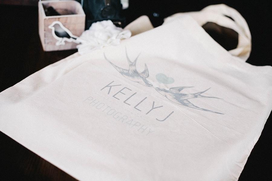 Wedding photography tote bag