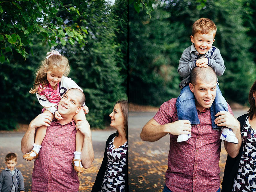 Somerset Family Portrait Photographer - Lifestyle Family Shoot at the River