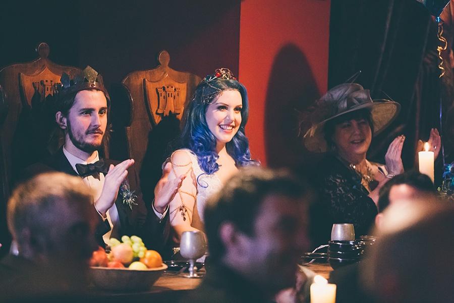Castle Wedding - Somerset Wedding Photographer