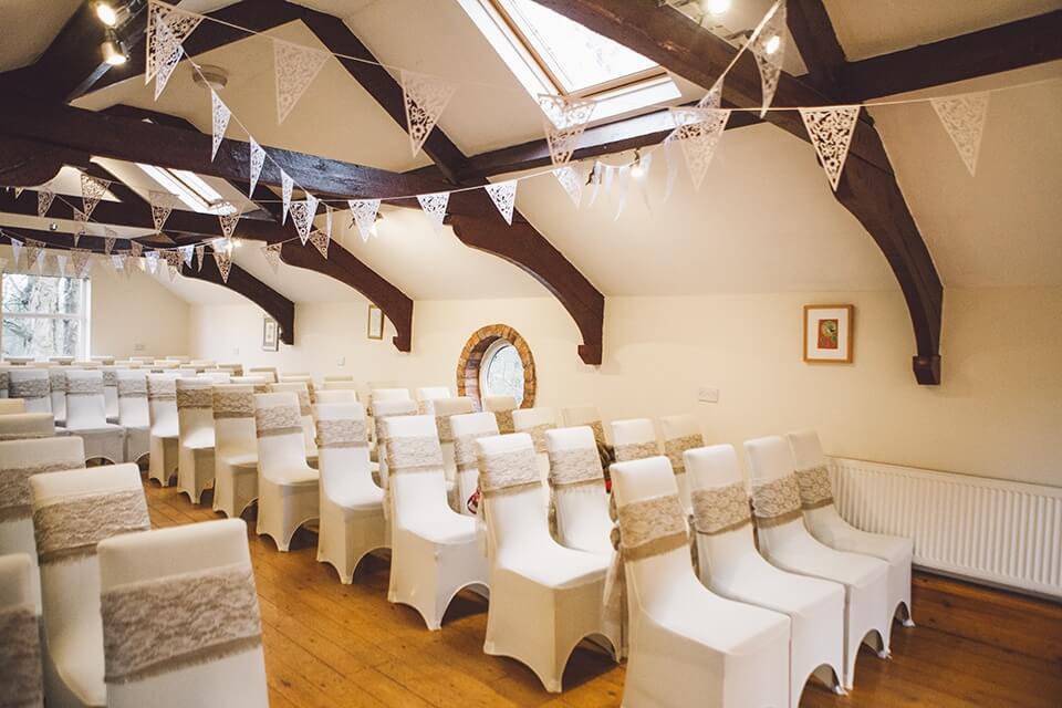 Wedding Ceremony - Converted Barn