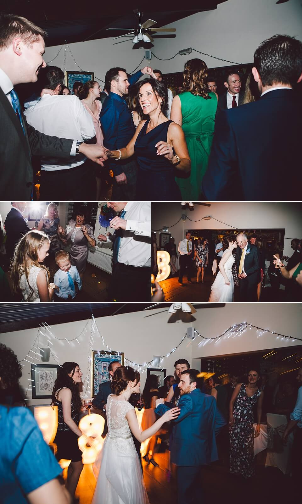 Dancing Reception Photography