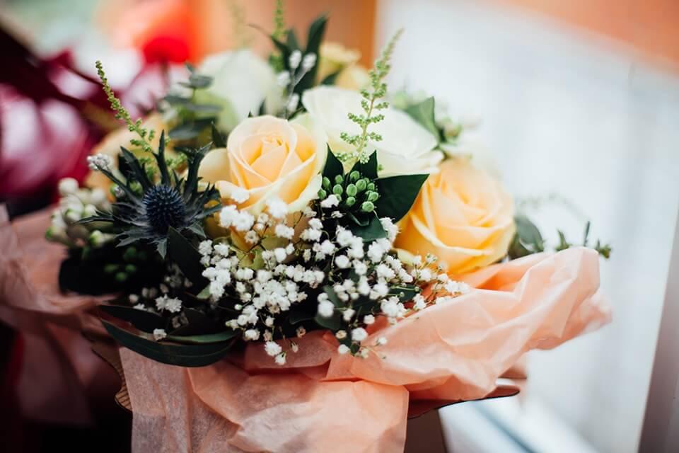 Rustic Backyard Wedding - Informal Wedding Photography