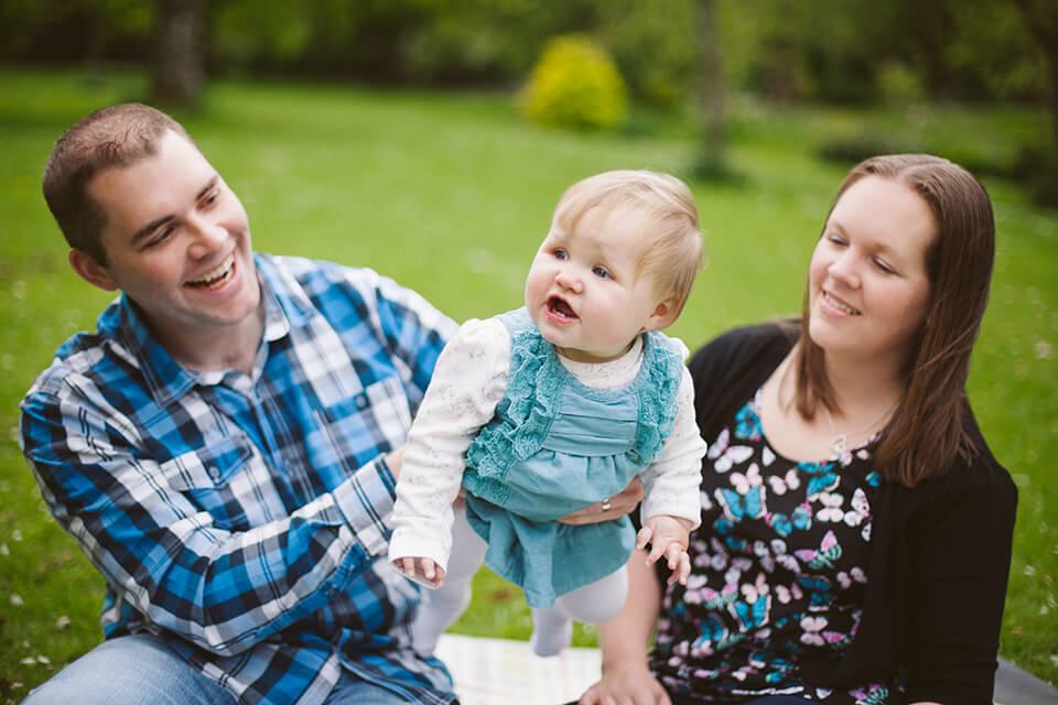 Family Portrait Photographer in Shepton Mallet