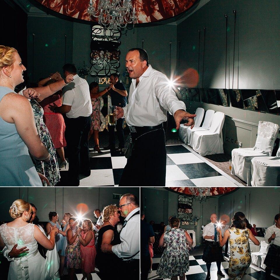 Alice in Wonderland Themed Wedding - Alternative Wedding Photography
