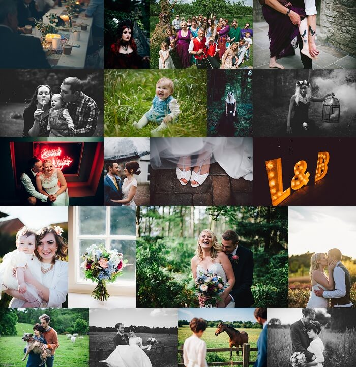 Somerset Wedding Photographer 2015 - 2016
