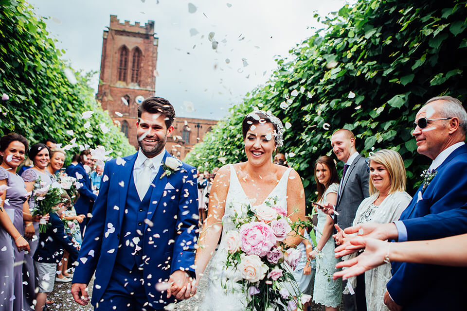 Melanie + Christian | Somerset Wedding Photographer in Cheshire