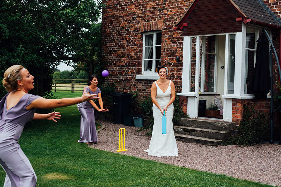 Wedding in the rain - Somerset Wedding Photographer