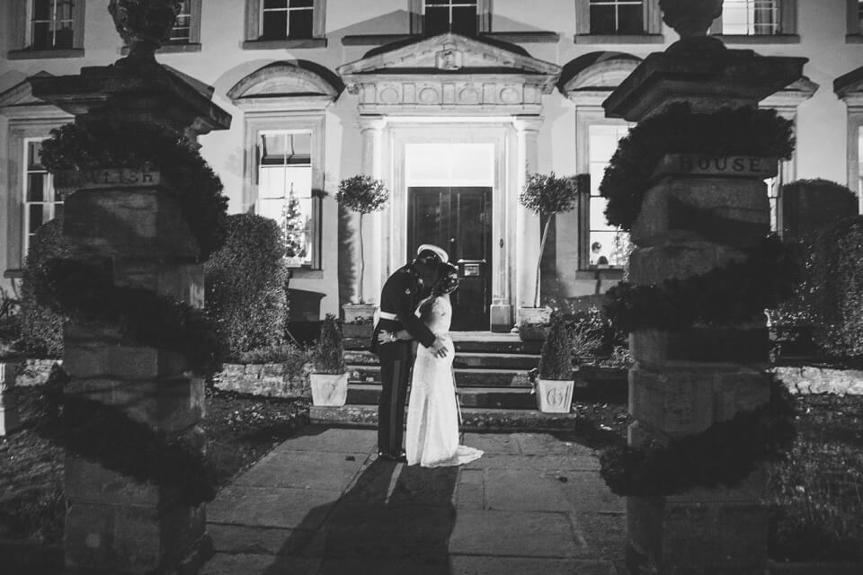 Christmas Bowlish House Wedding – Somerset Wedding Photographer