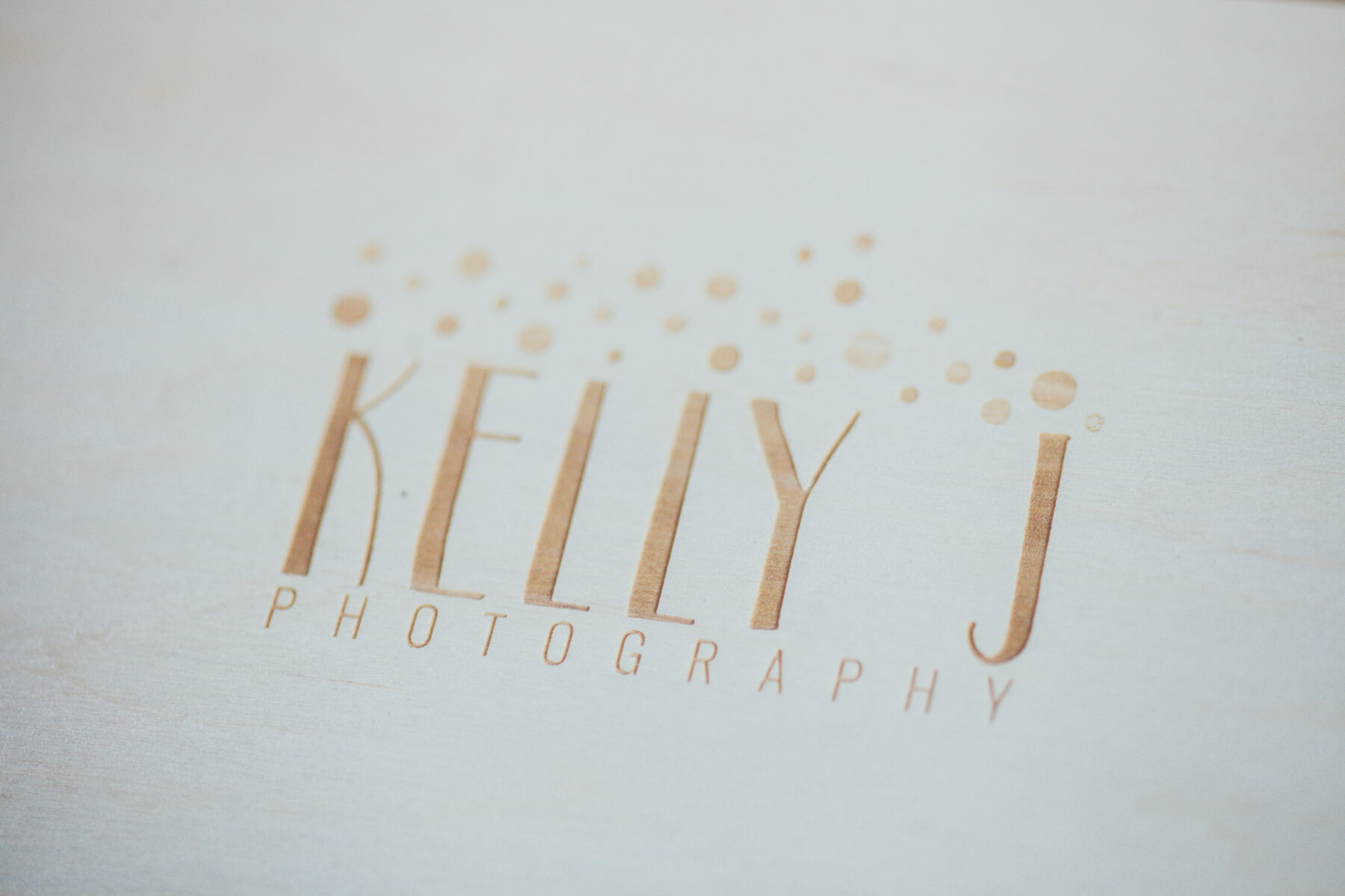 Wedding Photography Branding and Packaging