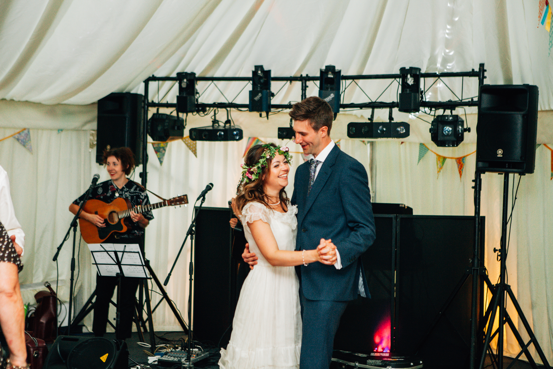 Somerset Wedding Photographer - Reception Photography