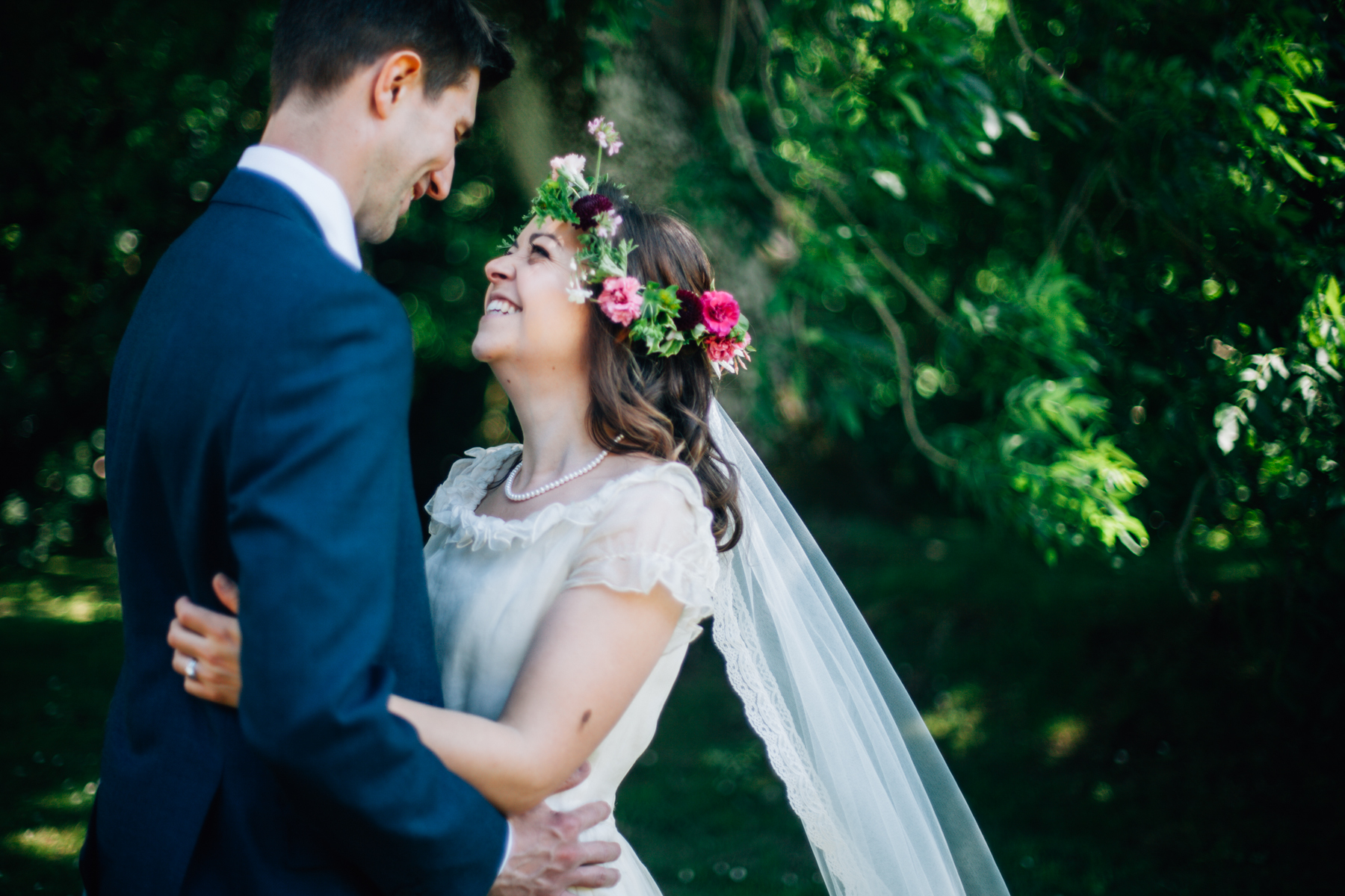 Valle Crucis Abbey Wedding - Somerset Wedding Photographer