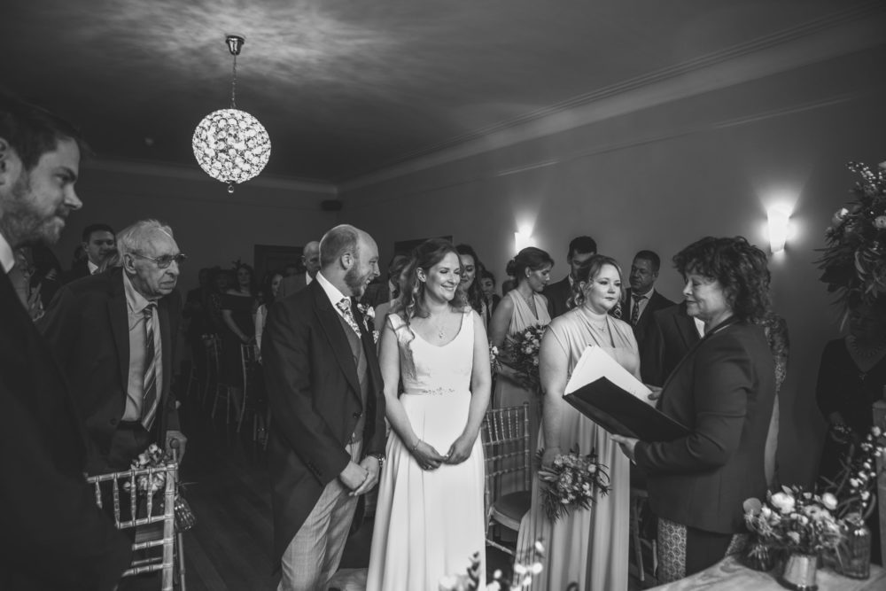 Coombe Lodge Wedding Photography, Blagdon, Somerset